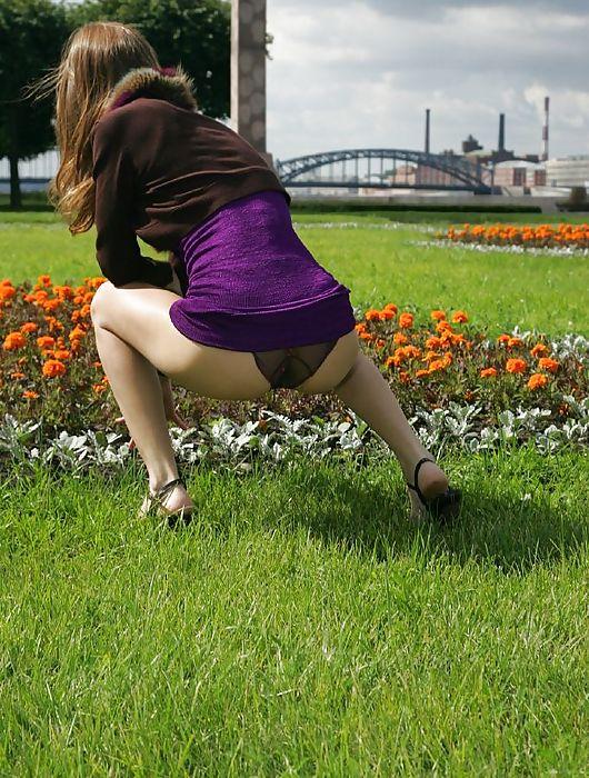 Panties Upskirt